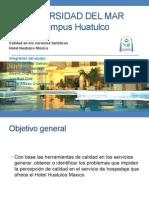 INVESTIGACION HUATULCO MAXICO