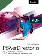 Power Director 13 -Tutorial Book_Cyberlink