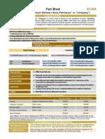 Sona Petroleum Fact Sheet SPACs (Final) 8 May[1]