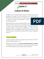 Cadenas de Marko-Resumen