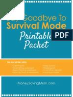SGTSM Printable Packet