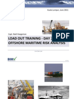 Offshore Load Out Day 2