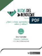 Documentos Inicial CienciayAmbiente II