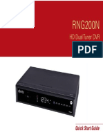 Dcx3400 Dvr Motorola Rng200n Quick Start