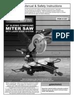 Miter Saw 61307