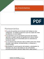 Los Fisiocratas- Cantillon y Quesnay
