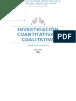 Investigacion Cualitativa Cuantitativa