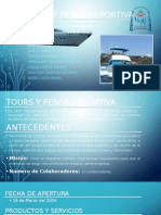 Tours y Pesca Deportiva
