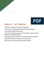 Abort o Debate Gire