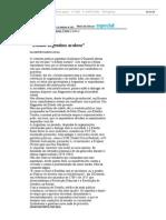 Estado Argentino Acabou - Folha de SPaulo