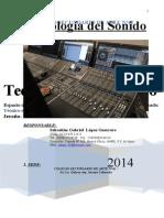 PROYECTO - tecnologia del sonido .doc