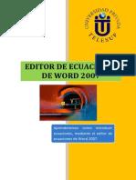 Manual Ecuaciones