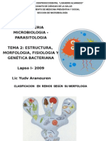 MICROBIOLOGIA ESTRUCTURA