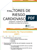 riesgos cardiovasculares