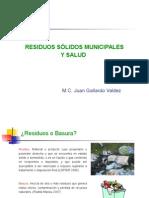 Residuos Solidos Municipales y La Salud (1)