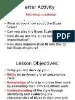 Blues Lesson 6