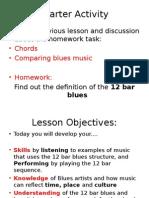 Blues Lesson 3
