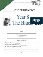 Blues Booklet 2011