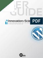 InnovationScience2 WP UserGuide