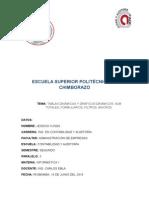 Tablas Dinamicas, Formularios ,Etc.