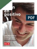 Programa Electoral PSOE Gijón 2015