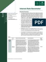 Nedbank Se Rentekoers-barometer Vir Mei 2015