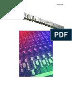 Manual General de Producción Musical