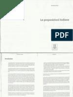 Libro Le Preposizioni Italiane 31.01.2013