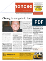 Petites-annonces Cambodge Soir nº 119