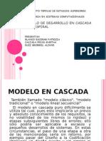 Modelo de Desarrollo en Cascada y en Espiral