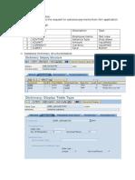 Fiori App for AdvIT15