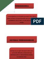 Conceptos Fundamentales de Termodinamica