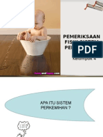 pemeriksaan fisik sistem perkemihan