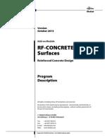 Rf Concrete Surfaces s