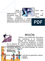 vision mision 0026