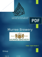 TQM Presentation Murree Brewery (Edited) (Final)