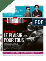 Liberation Du Jeudi 14 Mai 2015