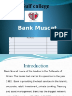 Bank Muscat Prototyping