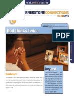 2nd Quarter 2015 Lesson 8 CornerstoneConnections