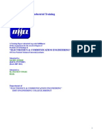 VT Report Electroinics