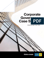 Corporate Governance Case Studies Vol 1