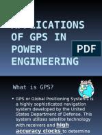 Applications of Gps in Power Engineering