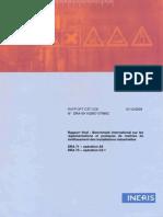Benchmark International Sur Les Réglementations Et Pratique de Maitrise Du Vieillissement Des Installations Industrielles
