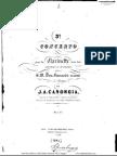 Canongia - Clarinet Concerto No.3 in E-flat Major