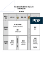Jadual Kursus DSKP T4 2013.docx