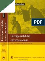 La Responsabilidad Extracontractual - Fernando de Trazegnies (Tomo II)