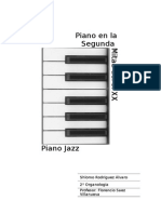 Piano XX Jazz