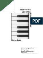 Piano XX Jazz