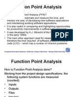 Function Point Analysis(1)