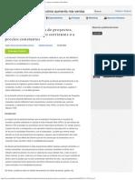 Evaluación Financiera de Proyectos. Proyecciones a Precios Corrientes o a Precios Constantes
